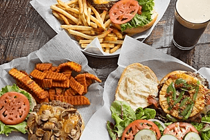 Black Hills Burger and Bun - award winning burgers in Custer, just 30 minutes from Yak Ridge Cabins and Farmstead