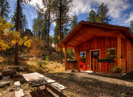 Choose Your Favorite Cabin in the Hills | Yak-Ridge Cabins